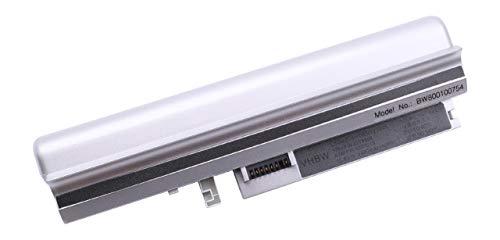 Batterie LI-ION 4400mAh 10.8V Argent Compatible pour Lenovo remplace 40Y8319 / 40Y8321 / ASM 92P1219