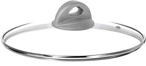 Aeternum Couvercle universel (convient à tous les produits et lignes), verre, 28 cm, transparent