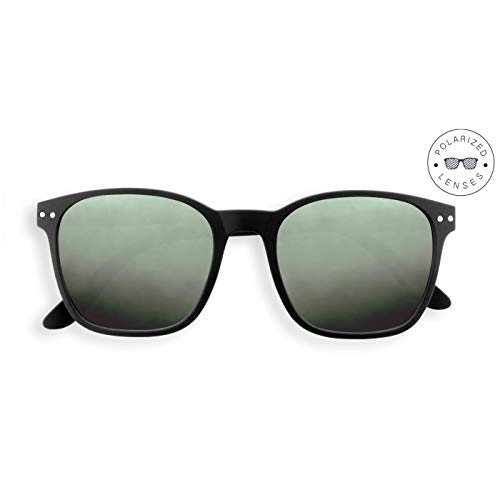 Izipizi Paris | Letmesee Sonnenbrille Sun Nautic (Polarized Lenses) #Sun Nautic Black +0,0