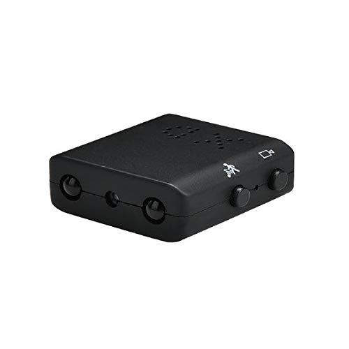Eurrowebb - Cámara de vídeo (Full HD 1080p, visión nocturna y función grabadora de voz)