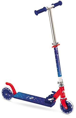 Mondo Toys 28619 - Patinete Infantil (Aluminio, 2 Ruedas)