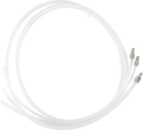 BGS 8702-1 | Jeu de tuyaux flexibles plastiques | pour art. 8702 | 3 pièces