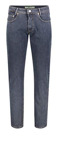 MAC Jeans Herren Arne Jeans, H674 Washed greycast, 36/32