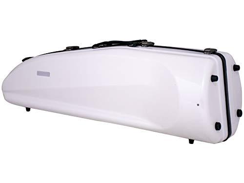 ヴィヴァーチェVivaceトロンボーン用ケースポリカーボネート外装カラー:ホワイト