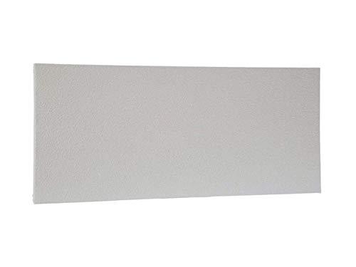 200Watt Infrarotheizung, 75x32 cm, für Räume 4-10m³, bemalbar, IP44, HVH200