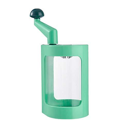 Miaison Multifunción manual redondo cortador de verduras rallador rallador rallador rallador triturador de cocina, utensilio de cocina