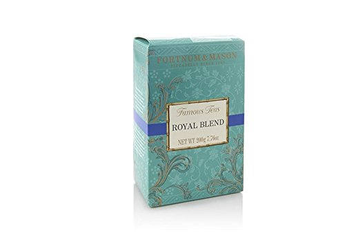 Fortnum & Mason British Tea, Royal Blend, 200g Loose Tea in carton box(refill use)
