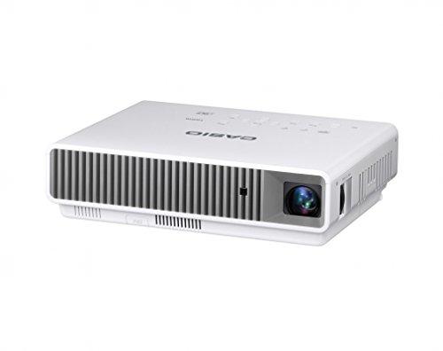CASIO XJ-M256 - Proyector LED, blanco