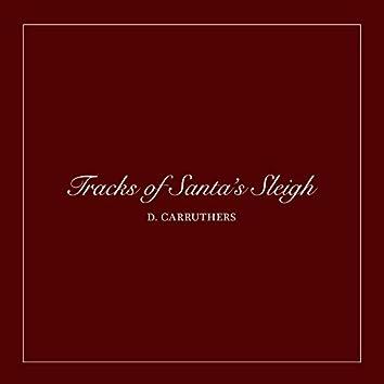 Tracks of Santa's Sleigh