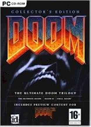 Amazon com: Doom: Collector's Edition (UK): Video Games