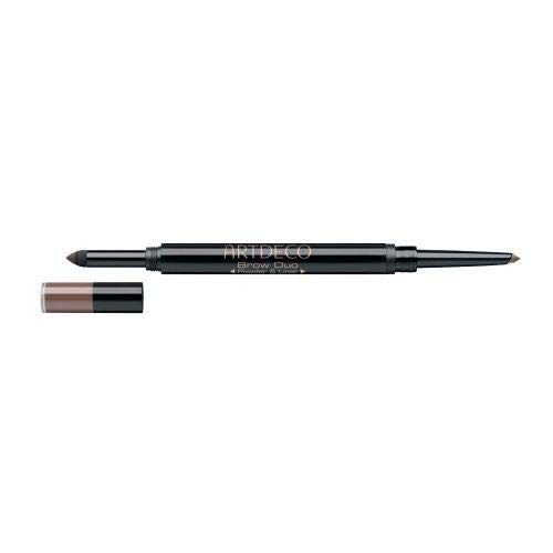 Artdeco Brow Duo PowderLiner Augenbrauenpuder 22, Hot Cocoa, 1g