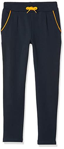 NAME IT Mädchen NKFRILIKA SWE Pant BRU Sporthose, Blau (Dark Sapphire Dark Sapphire), (Herstellergröße: 140)