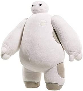 Soft 38cm  DISNEY BIG HERO 6 BAYMAX ROBOT White Plush Stuffed Cartoon Toy Dolls Kids Baby