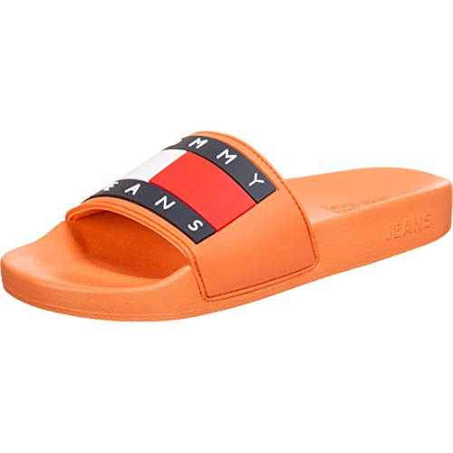 Tommy Jeans Flag Pool W slipper