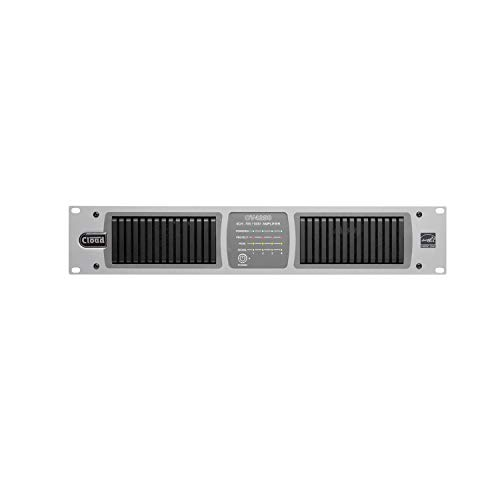 Find Bargain Cloud Electronics CV4250 4 Channel 70/100v Digital DSP Amplifier