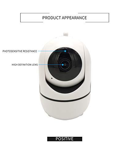 1080p HD IP-camera met Motion Tracker/tweewegsaudio/nachtzicht/app-afstandsbediening 2 4 GHz WiFi Indoor Home Security dome-camera