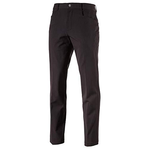 Puma Golf Hommes Pantalon Chaud Pantalon de Golf - Noir -...