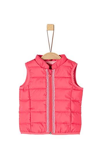 s.Oliver s.Oliver Baby-Mädchen 59.903.53.2175 Weste, Rosa (Pink 4300), (Herstellergröße: 68)
