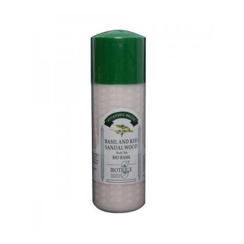 Biotique Bio basilic rouge Bois de santal 180 g (lot de 2)