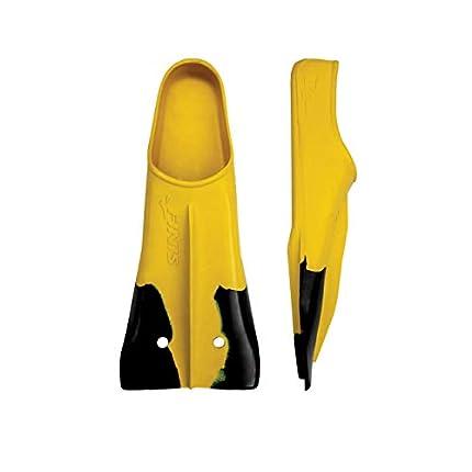 FINIS Adult Z2 - Aletas de natación, tamaño F, color amarillo