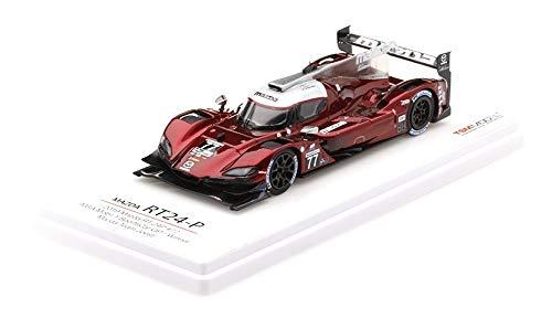 TRUE SCALE miniatures TSM430408 - Mazda Rt-24P #77 Mazda Team Joest Imsa Mobil 1 Sportscar Gp 2019 - maßstab 1/43 - Sammlerstück Miniatur