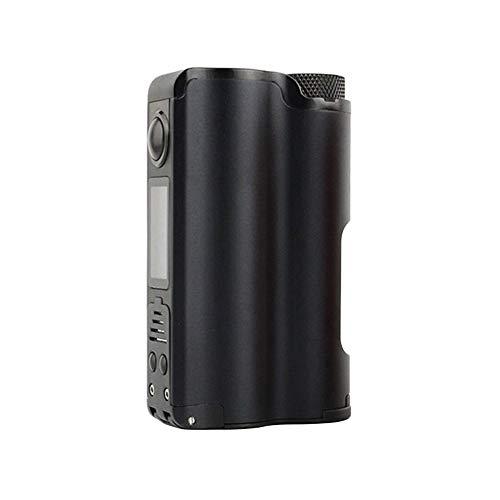 Original DOVPO Topside 90 W Top Fill TC Squonk MOD mit 10 ml großer Squonk-Flasche und 0,96 Zoll OLED-Bildschirm VS DRAG 2 (Black)