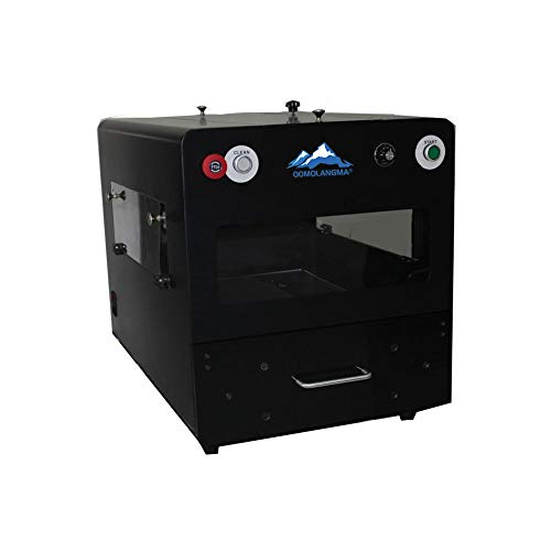 DTG Machine Spray Pretreatment Machine DTG Pretreat Machine for Quick Cleanup and Consistent Pre-Treatment Quality 110V