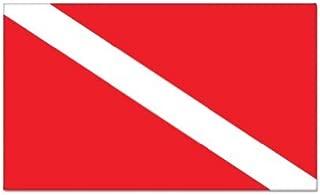 Best scuba flag sticker Reviews