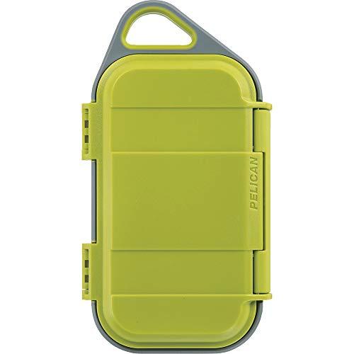 Pelican Go Case G40 - Waterproof Case (Lime/Grey)