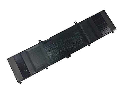 Hubei B31N1535 kompatibler Laptop-Akku für Asus Zenbook UX310 UX310UA UX310UA-1A 1C UX310UA-FB035T FB038T FB097T FC062T FC073T FC075T Serie Notebook 0B200-02020000 [11.4V 48Wh 4050mAh]