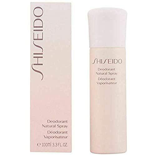 Shiseido 20397 - Desodorante, 100 ml