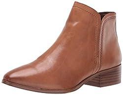 powerful ALDO Kaicien Ladies Ankle Boots, Cognac, 8