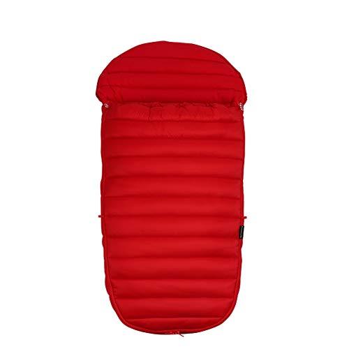 Baby GOUO@ Multifonctionnel pour bébé et Enfant Poussette Universelle Chaud Bunting Bag Automne et Hiver Garder au Chaud Anti Kick Sac de Couchage Poussette Couverture de Pied