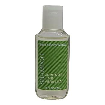 Holiday Inn Coconut Lime Verbena Shampoo Lot of 24 each 0.75oz Bottles Total of 18oz