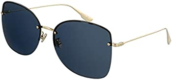Dior Blue Avio Cat-Eye Sunglasses