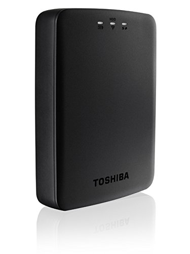Toshiba Canvio AeroCast 1 to Stockage sans Fil...