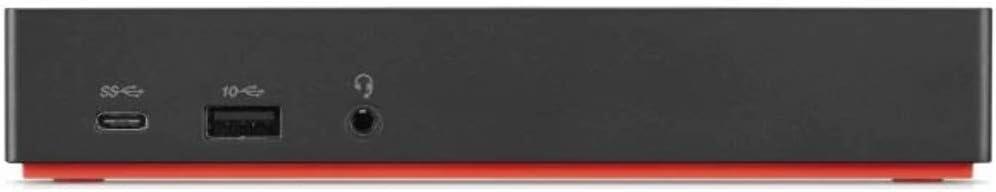 Lenovo USA Lenovo ThinkPad USB-C Dock Gen 2 (40AS0090US)