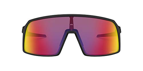 Oakley Men's OO9406 Sutro Polarized Shield Sunglasses, Matte...