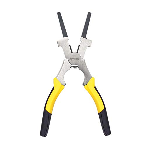 Multi-Functional 8' Anti-Rust MIG Welding Pliers for Professional Welding Hurricane