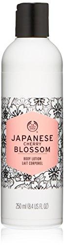 The Body Shop Japanese Cherry Blossom femme, Body Lotion, 1er Pack (1 x 250 ml)