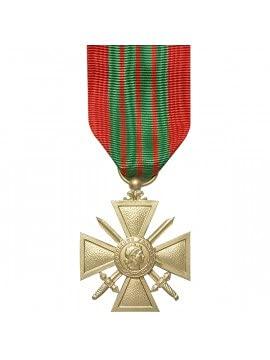 DMB PRODUCTS - Medaille Ordonnance Croix DE Guerre 39 45 - DEMO00CXG95