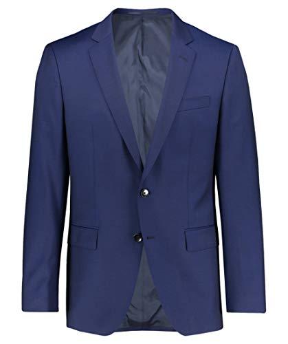 BOSS Herren Sakko Huge6 Blau 102