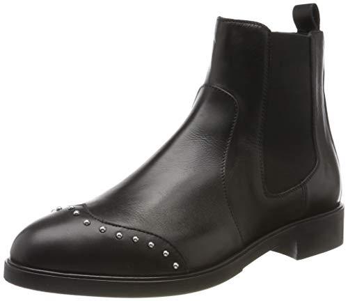 Marc Cain Damen Ankle Chelsea Boots, Schwarz (Black 900), 38 EU