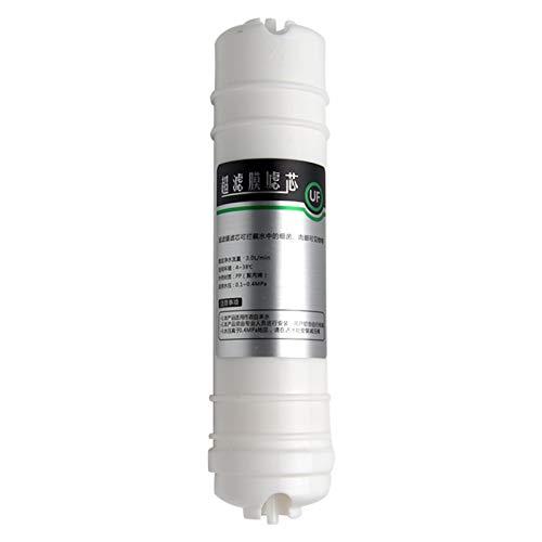 DASNTERED Elemento filtrante purificador de Agua, Filtro UF, purificador de Agua, ósmosis, hogar, Cocina, Terminal, Recambio, Filtro UF