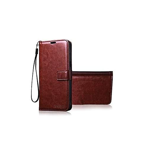 cd7b2c63a6a Bracevor OnePlus 3   One Plus 3T AUTO Sleep Wake Flip Cover Case Leather