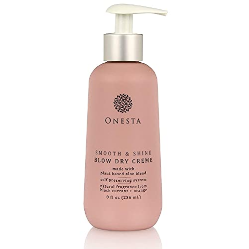 Onesta Hair Care Smooth and Shine Blow Dry Cream...