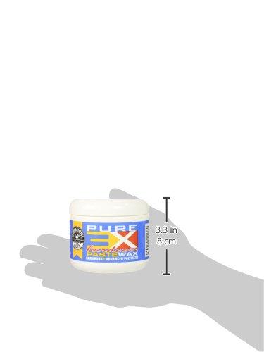 Chemical Guys WAC_301 XXX Hardcore Carnauba Paste Wax (8 oz)