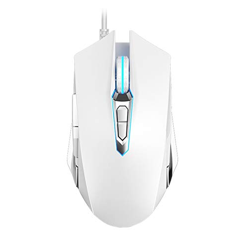 LRL Computer Accessories Wireless Mouse - Gaming Mechanical Mouse Wired Computer Eat Chicken Mute Backlit USB Ergonomic Silent Notebook Desktop Game Dedicated Portable Computer Mice
