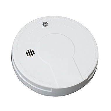 Kidde i9050 Battery Operated Smoke Alarm, White (5 SMOKE ALARMS)