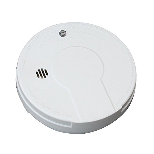 Kidde KC-37542 i9050 Battery Operated, White (2 Smoke Alarms)